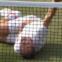 [VIDEO] En Wimbledon se burlaron de Neymar con insólito y divertido viral en plena cancha