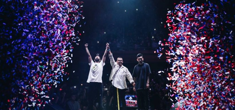 Batalla de Los Gallos, Chile, final nacional, PepeGrillo, campeón, Teatro Caupolicán