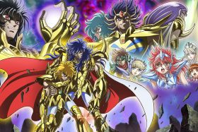 [VIDEO] ¡Locura total! Revelan el primer trailer del nuevo anime de Saint Seiya