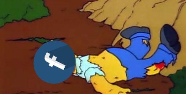 Dio para todo: Los divertidos memes que se viralizaron ante la caída mundial de Facebook