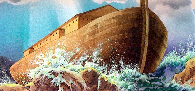 [VIDEO] ¿Fue el arca de Noé una nave extraterrestre?